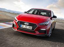 Hyundai i30 N-Line - opinie Moto.pl. Brakuje mu tylko jednej rzeczy