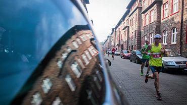 Rywalizacja na trasie Silesia Marathonu