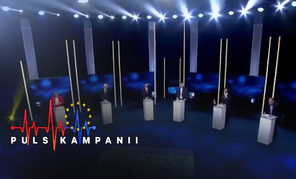 Europejska debata wyborcza w TVP Info