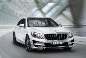 Mercedes klasy S | Szaleństwo tunera
