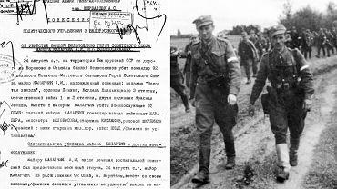 Dokumenty odtajnione przez Andrieja Artizowa,  3. Szwadron 5. Wileńskiej Brygady AK