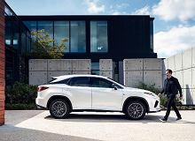 Studio Biznes wróciło po świątecznej przerwie, a w nim Lexus RX 450h