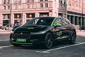 Jaguar I-Pace na minuty. W innogy go! zapłacisz za godzinę jazdy 99 zł
