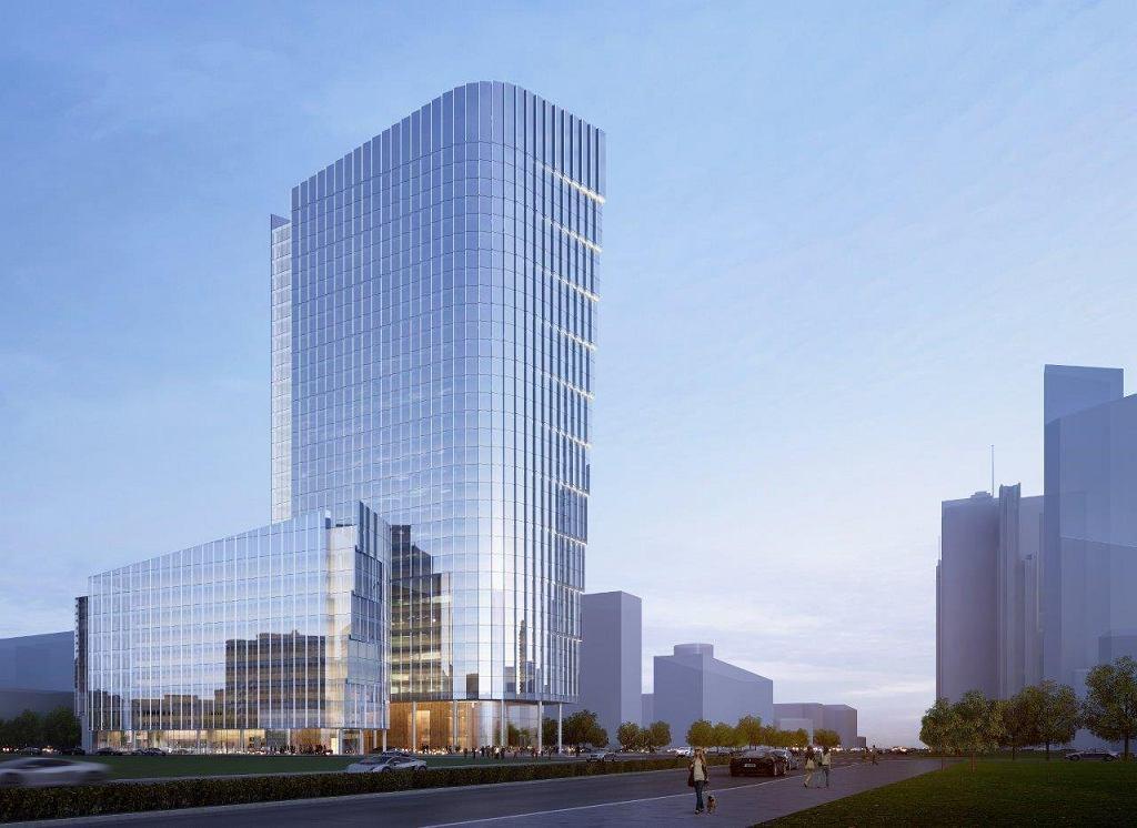 Tak będzie wyglądał Mennica Legacy Tower w Warszawie
