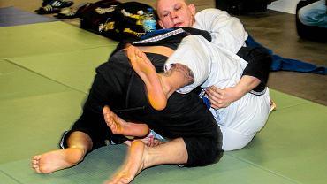 walka w ju-jitsu