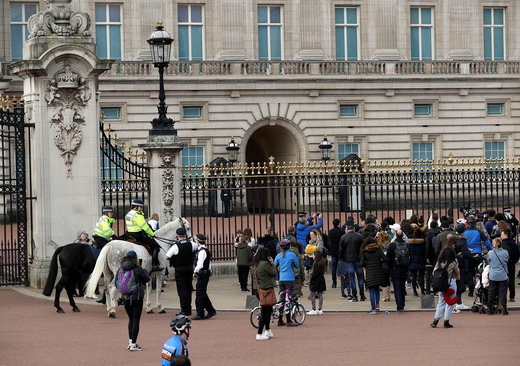 Wielka Brytania po śmierci księcia Filipa