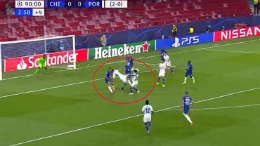 Gol Mahdiego Taremiego z Chelsea