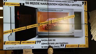Resort cyfryzacji podjął walkę z fake newsami wokół technologii 5G