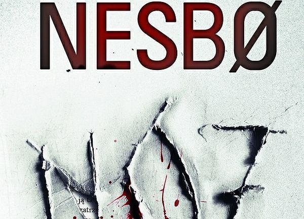 Jo Nesbo - 'Nóż' (fragment okładki)