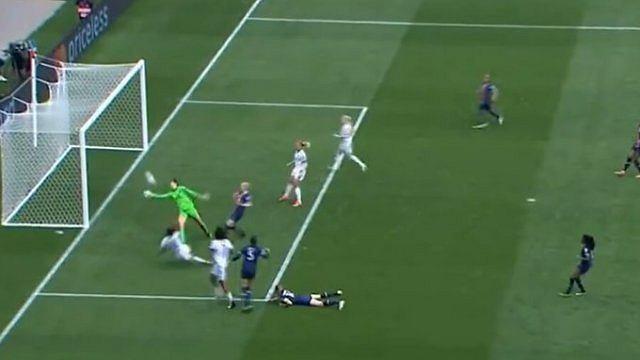 Gol dla PSG