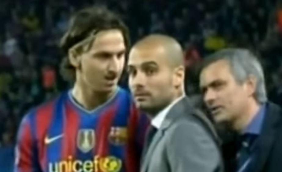 Jose Mourinho wyjawił, co powiedział Pepowi Guardioli