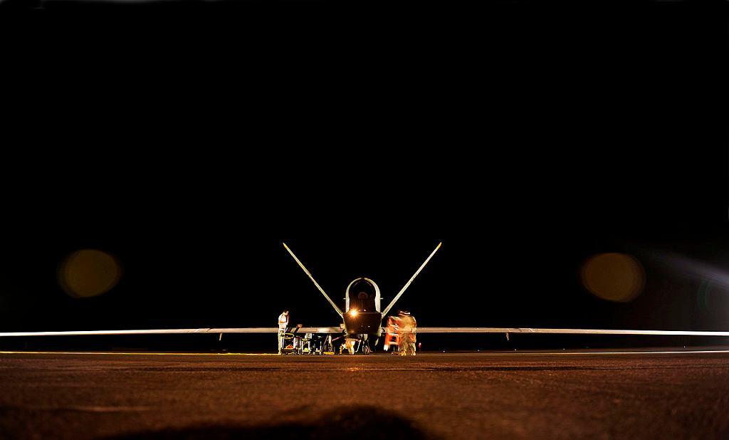 Dron RQ-4 wojska USA