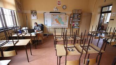 Szkoła podczas epidemii koronawirusa