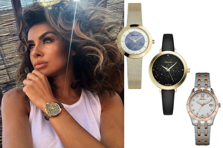 Ulubione zegarki Natalii Siwiec
