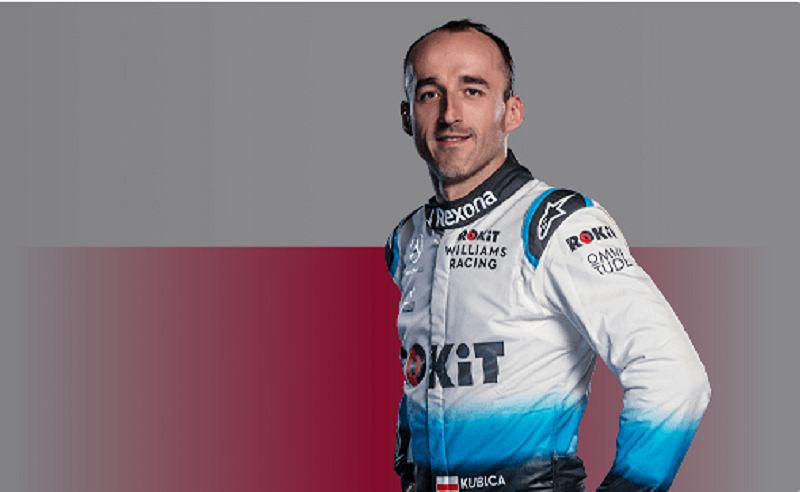 Robert Kubica kierowcą dnia F1