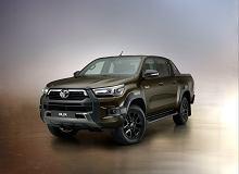 Nowa Toyota Hilux dostała diesla 2.8 o mocy 204 KM, ale to nie jedyna nowość
