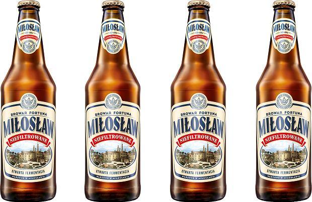 Ostrzeżenie GIS: Ze sprzedaży wycofano partię piwa Miłosław