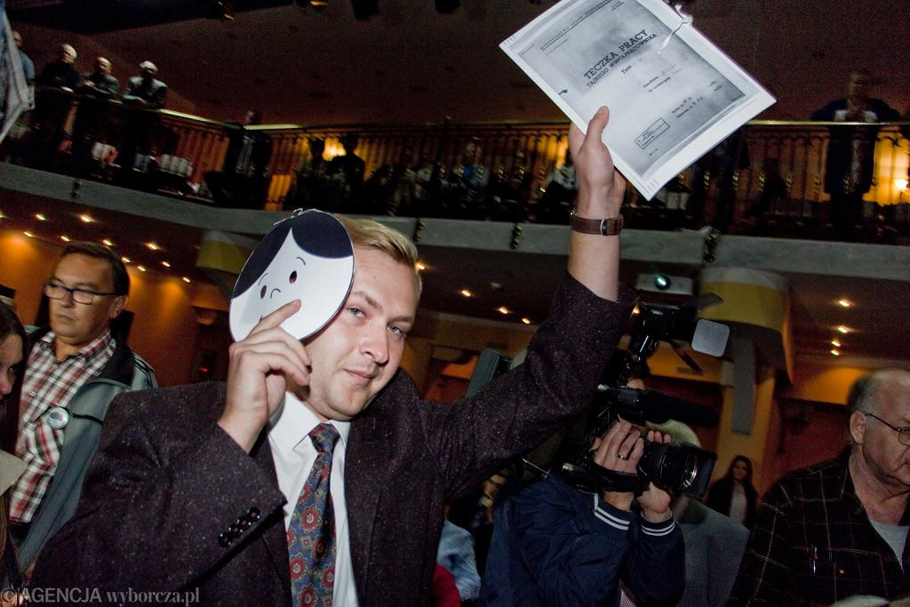 Wybory samorządowe 2018 w Białymstoku. Wśród kandydatów PiS znaleźli się członkowie Młodzieży Wszechpolskiej z Białegostoku