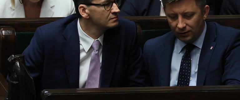 Tajne obrady Sejmu. Ekspert: Atak na Dworczyka czubkiem góry lodowej