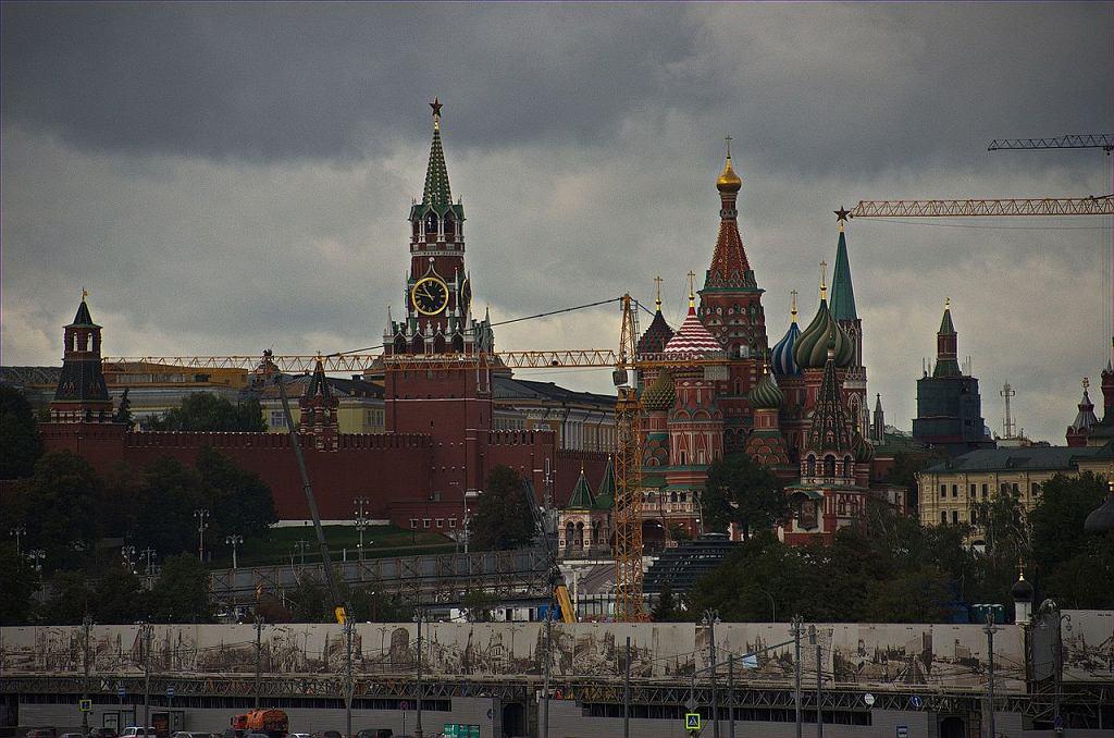 Ciemności w Moskwie