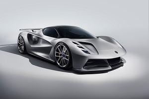 Lotus stworzył elektrycznego potwora. 2000 KM sprawia, że jest to dziś najmocniejsze auto świata