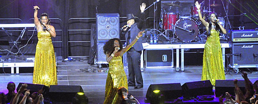 Boney M na scenie we Wrocławiu!