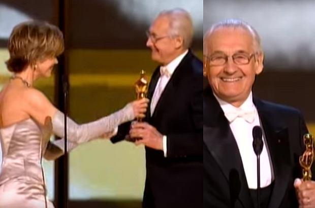 Jane Fonda i Andrzej Wajda