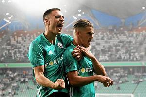 Legia Warszawa poznała potencjalnych rywali w 3. rundzie eliminacji Ligi Europy