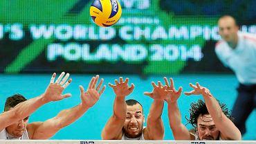 Mistrzostwa świata w siatkówce. Katowicki Spodek. Brazylia - Kanada 3:0