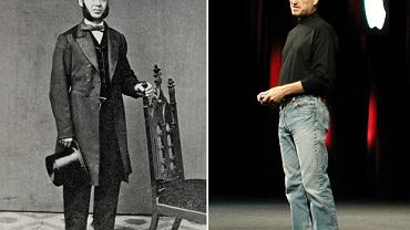 Levi Strauss i Steve Jobs