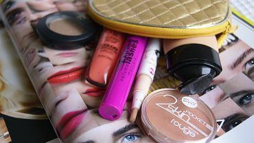 Kosmetyki kolorowe za mniej niż 20 złotych (Fot. Marta Lewin)