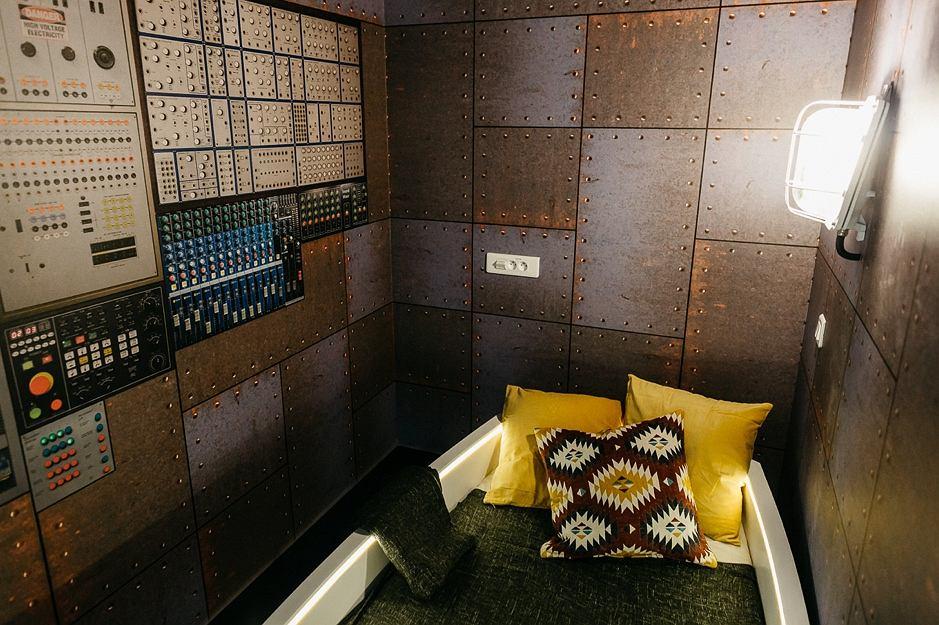 'Nap room' w warszawskim biurze Google