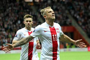 EURO 2016. Polska - Gibraltar. Gole. Zobacz skrót z meczu. Bramki [WIDEO]