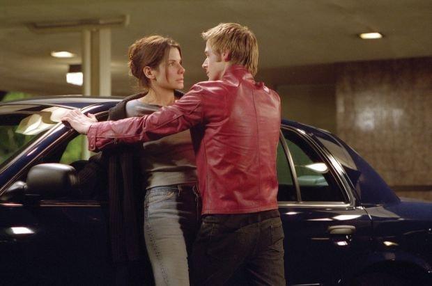 Ryan Gosling i Sandra Bullock