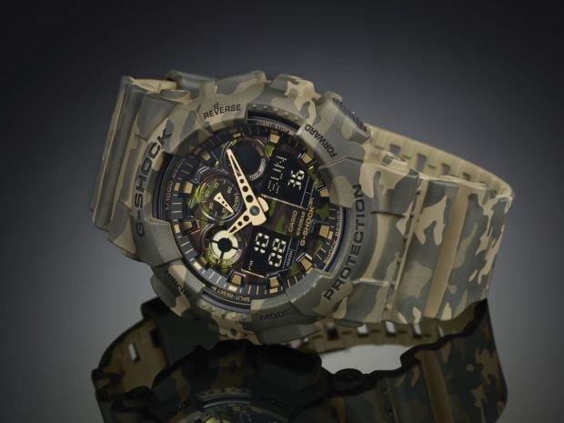 Zegarek z kolekcji G-Shock. Cena: 777 zł