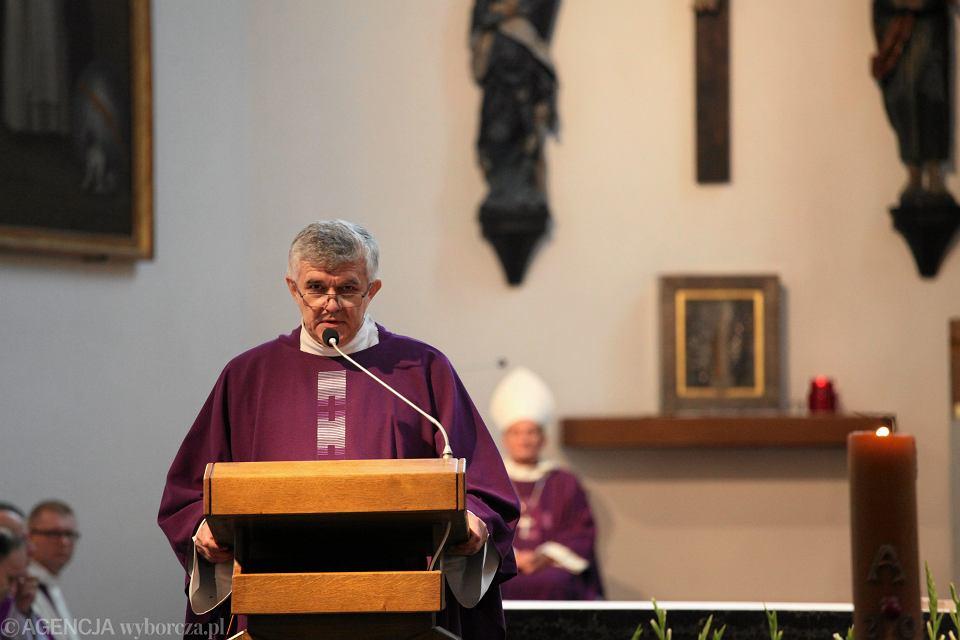 Msza w intencji  Andrzeja Wajdy