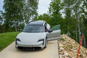 Opinie Moto.pl: Porsche Taycan Cross Turismo. Puryści będą zachwyceni