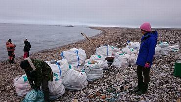 Wyprawa Sorkapp Marine Litter Cleanup