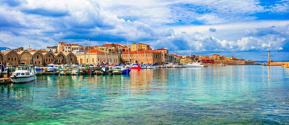 Kreta nazywana jest przez Greków Megalonissos, czyli Wielką Wyspą