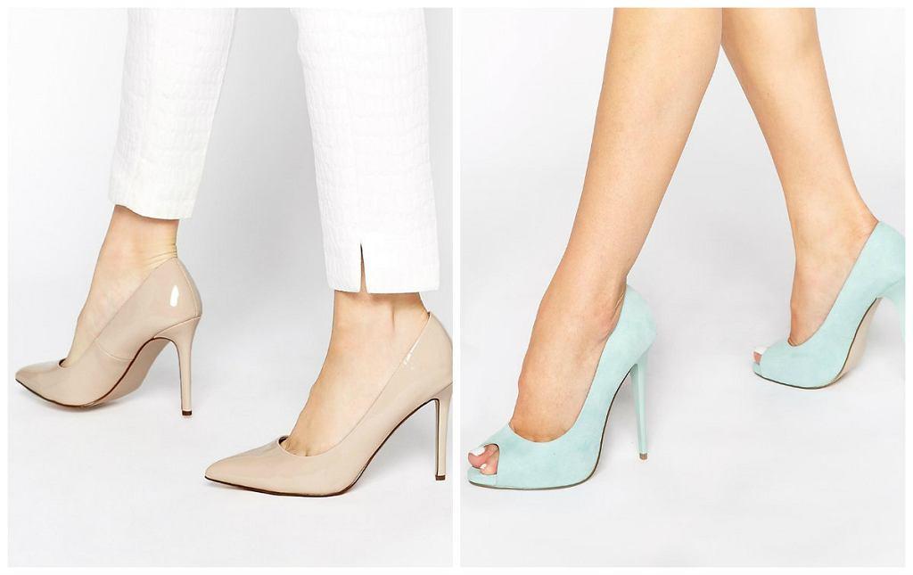 Odejmij sobie kilka kilogramów wybierając odpowiednie...buty