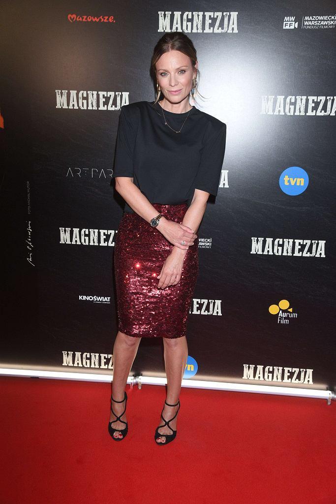 Magdalena Boczarska - premiera filmu 'Magnezja'