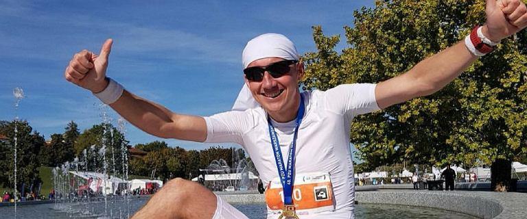 Marcin Soszka pokonał 100 maratonów w niespełna 11 lat. Zaliczył wszystkie stolice Europy na królewskim dystansie