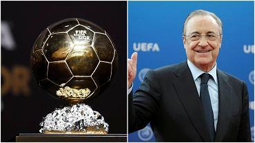 Złota Piłka i Florentino Perez