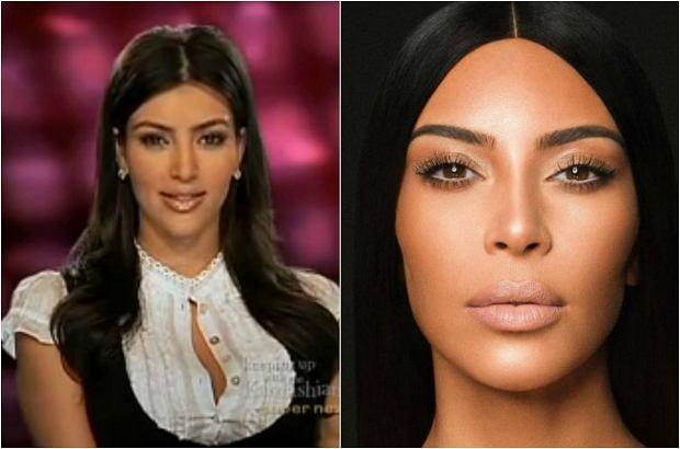 Zdjęcie numer 7 w galerii - Odtworzono okładkę Kardashianów sprzed lat. Rodzina niby ta sama, a jednak na starym zdjęciu niektórych trudno rozpoznać