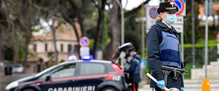 Strzelanina pod Rzymem. Wśród ofiar dwoje dzieci i starszy mężczyzna