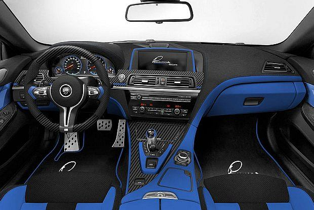 Kit karoserii pasuje do coupe i kabrioletu i wszystkich wersji silnikowych. Wnętrzu też poświęcono sporo uwagi