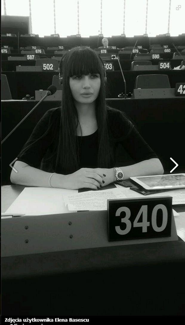 Elena Basescu w PE