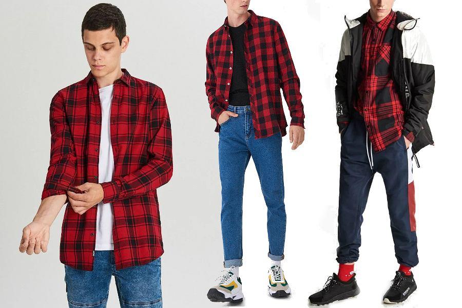 Jaką koszulę flanelową męską wybrać? Mamy stylowe modele na