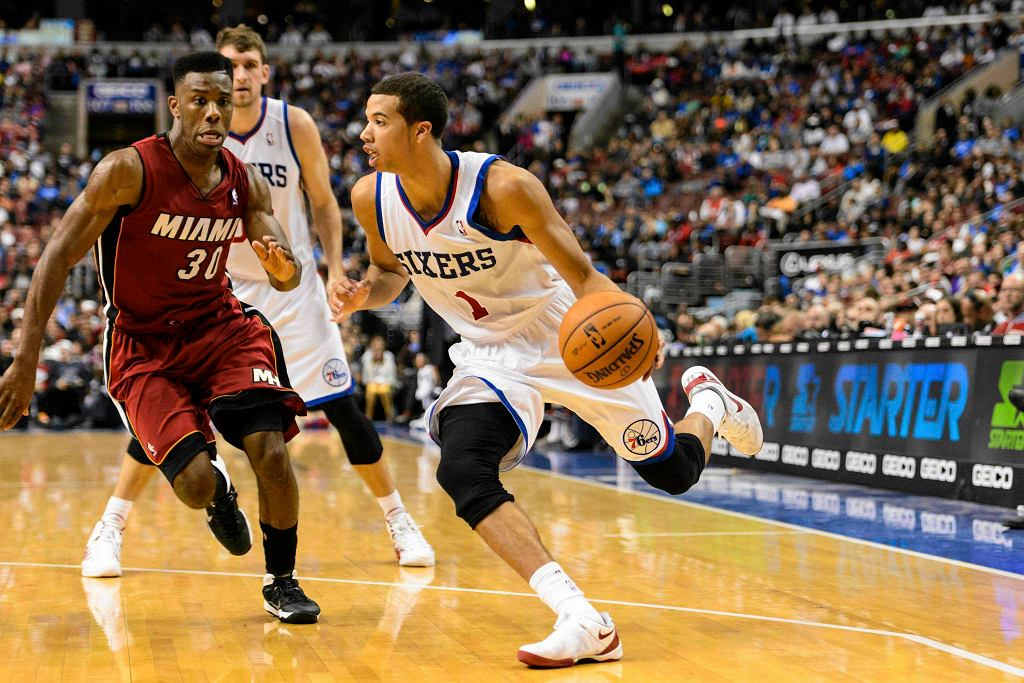 Norrris Cole i Michael Carter-Williams