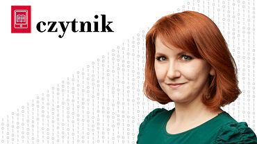 Sylwia Czubkowska czytnik
